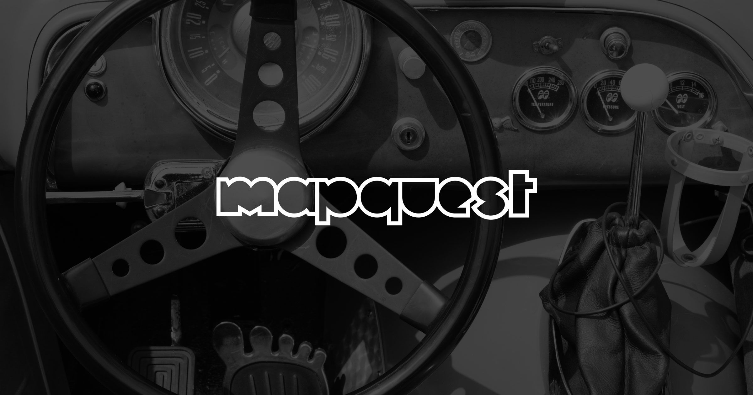 Mapquest has iOS, Android, and Windows phone apps for your