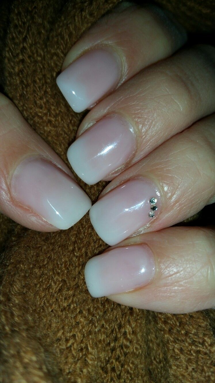 About baby boomer nail art tutorial by nded on pinterest nail art - Baby Boomer Nails