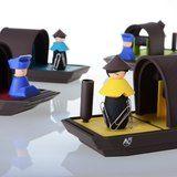 Small Rowboat Stationery Set