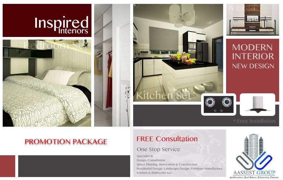 Free Consultation One Stop Service For Design Space Planning Renovation Construction
