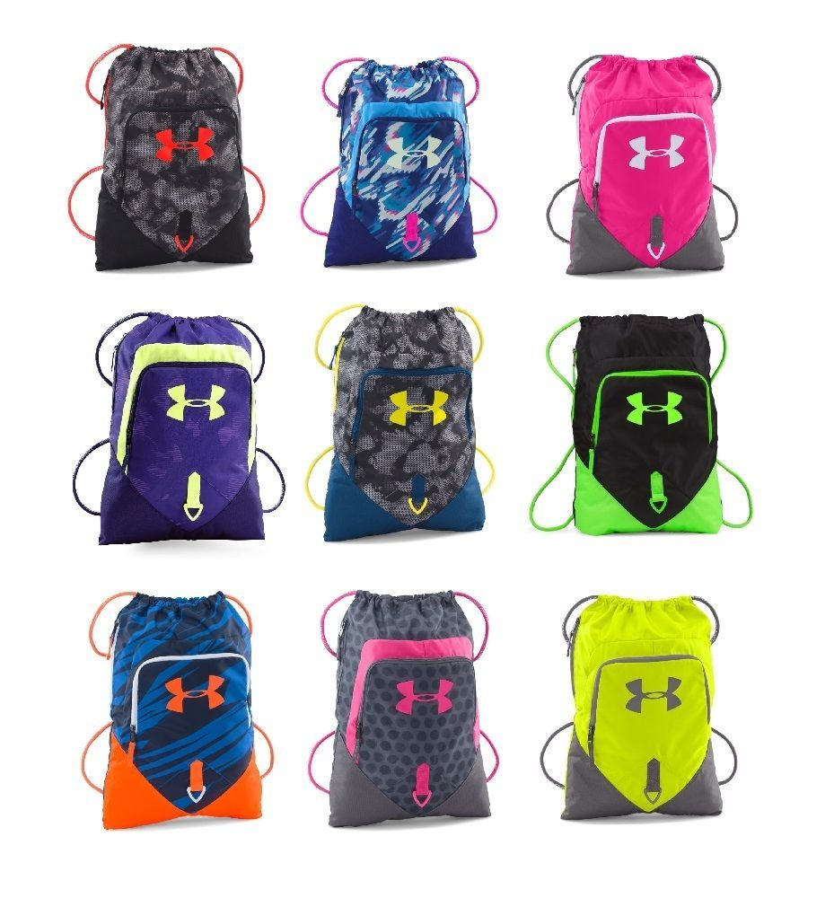 Under Armour UA Undeniable Drawstring Sackpack 1261954 Multiple Colors   UnderArmour  ToteBag aaacd78ed2