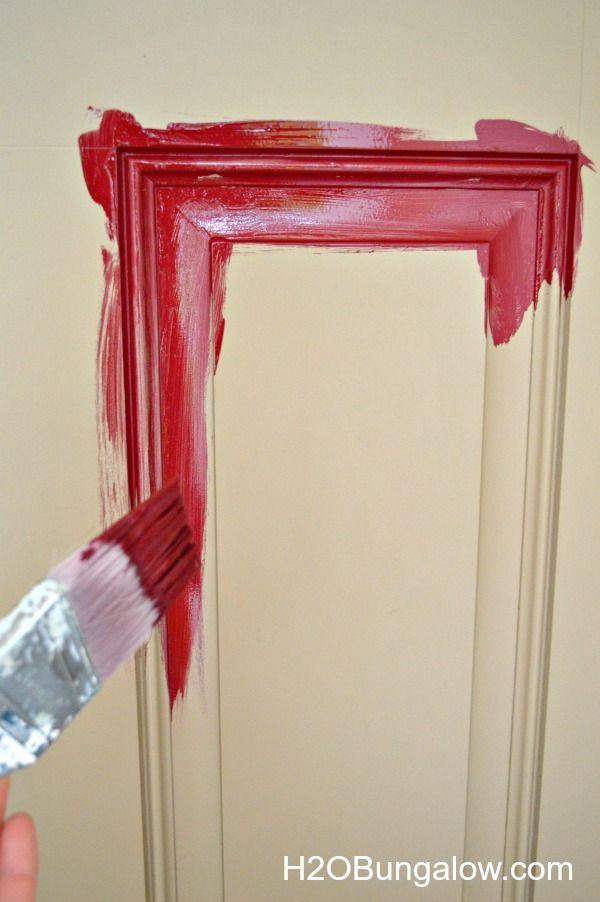 How To Paint A Front Door Front Doors Painted Front Doors And Doors