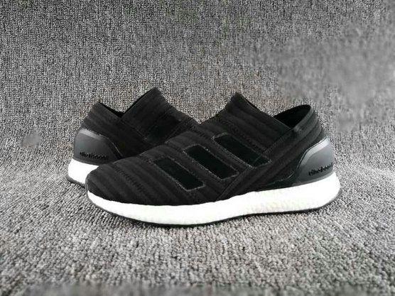 Adidas Nemeziz 17 Tango 360 Agility TR Ultraboost Couple Black White ... 5cd6e1ce2