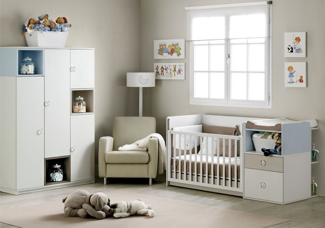 Ros mini 19 cuna convertible nueva lite infantil ros mini for Muebles infantiles ros