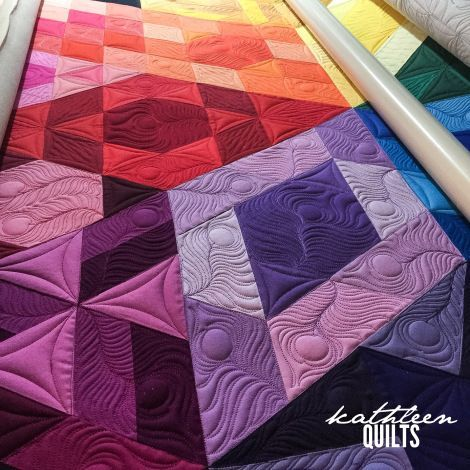 Cheryl's Gravity Quilt (Kathleen Quilts)   Cheryl, Paper piecing ... : meaning of quilt - Adamdwight.com
