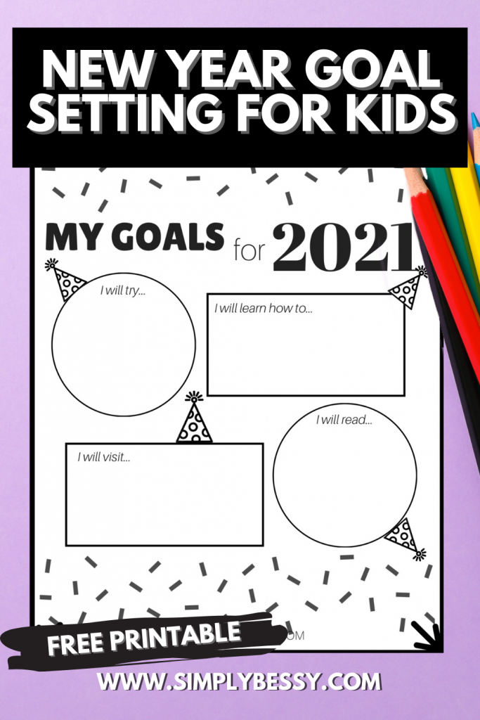 Goal Setting For Middle School Student Goal Setting Sheet Goal Setting For Students Student Goals