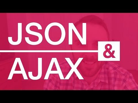 JSON and AJAX Tutorial: With Real Examples - Simor | Programming in