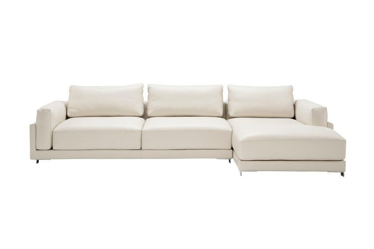 Amura Dilon Composition Sofa In Ivory By Maurizo Marconato And Terry Zappa Modern Leather Sofa Sofa Italian Modern Sofa