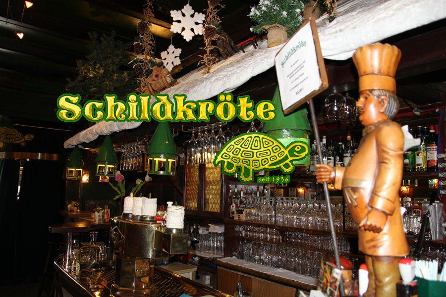 Tresen Im Restaurant Schildkröte Kurfürstendamm Berlin Hier