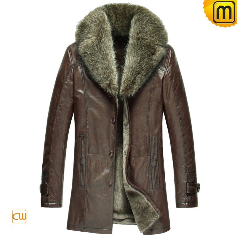 bf7add467 ITALIAN coats | Italian Leather Fur Coat CW866891 jackets.cwmalls.com