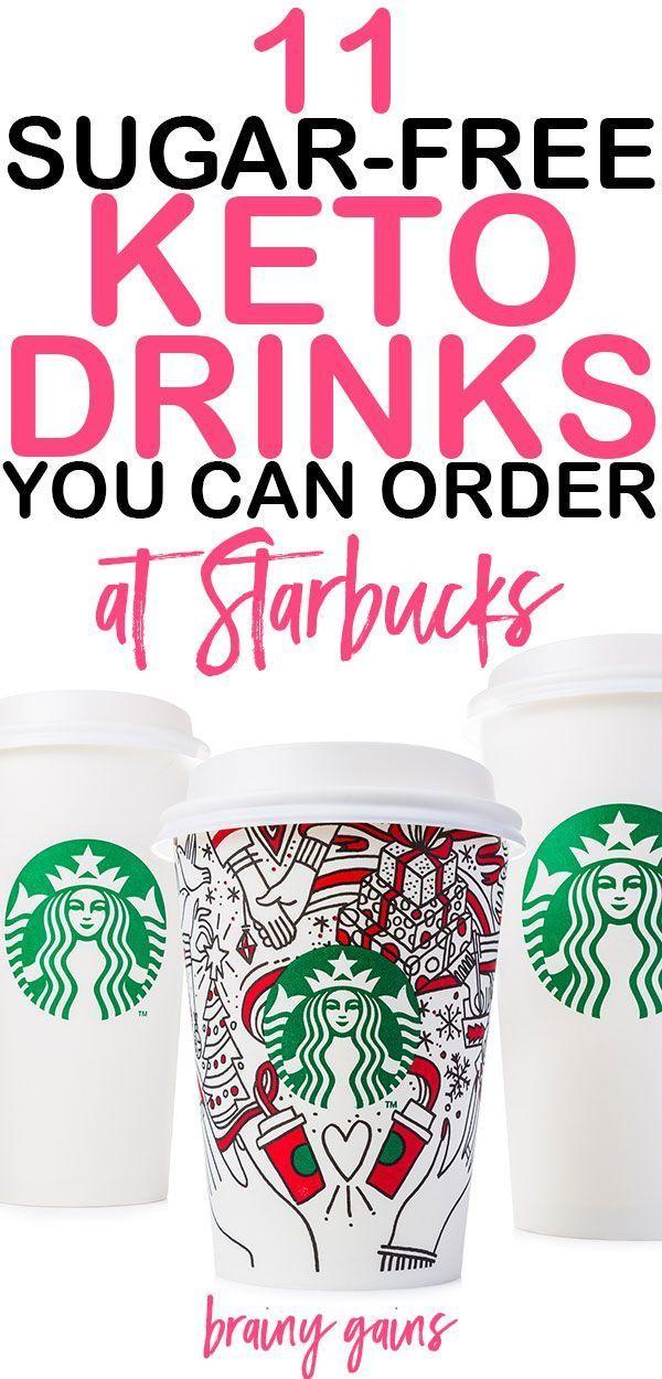 11 Keto Starbucks Drinks to Fuel Your Unhealthy Coffee