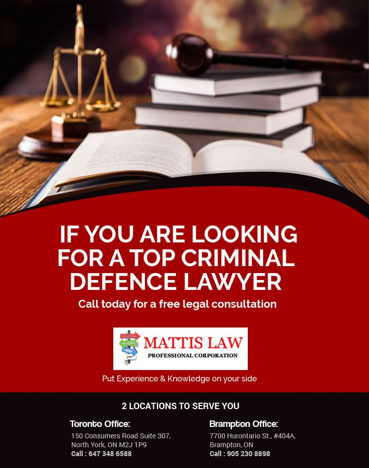Pin By Mattis Law Professional Corporation On Criminal Lawyer