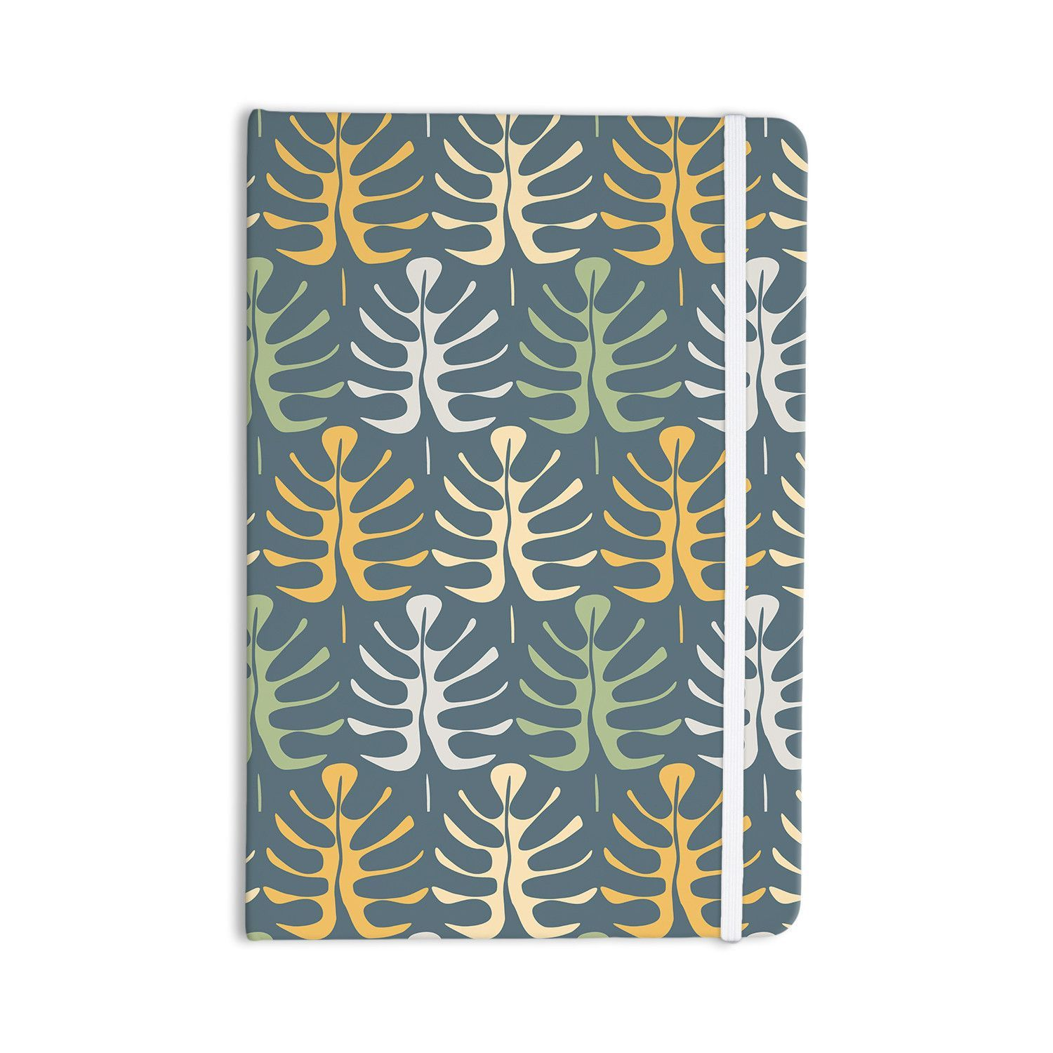 """Julia Grifol """"My Leaves on Blue"""" Everything Notebook"""