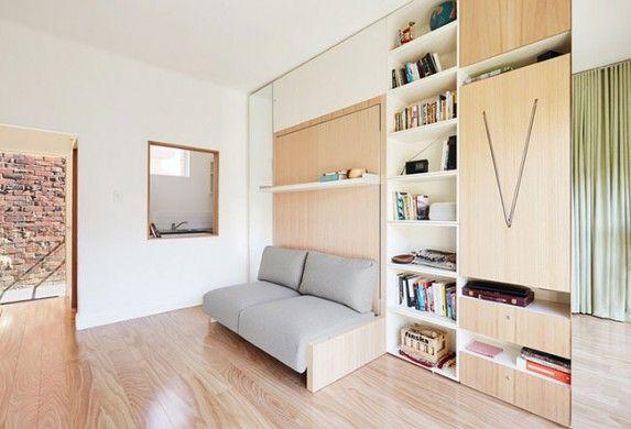 Idées déco pour un petit appartement Studio