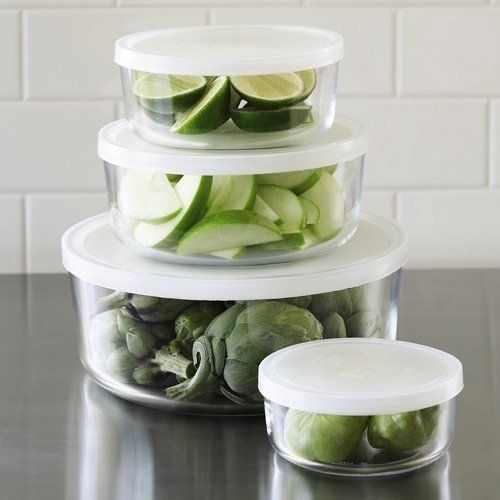 Frigoverre Glass Storage Containers Round by Frigoverre 2999