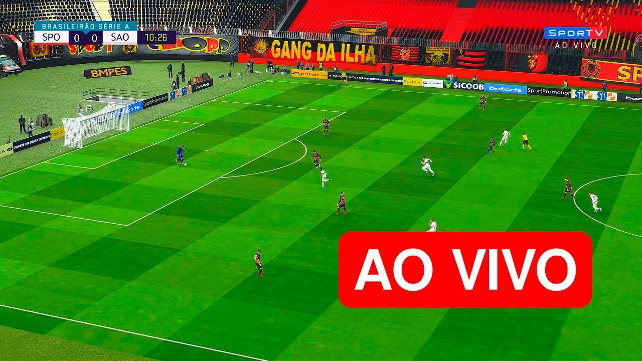 Assista AGORA Sport x São Paulo 🔴Ao Vivo Online em HD no