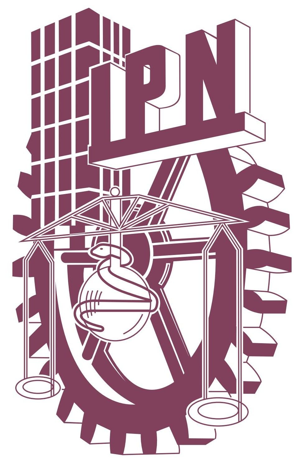 IPN Logo [National Polytechnic Institute], 2019