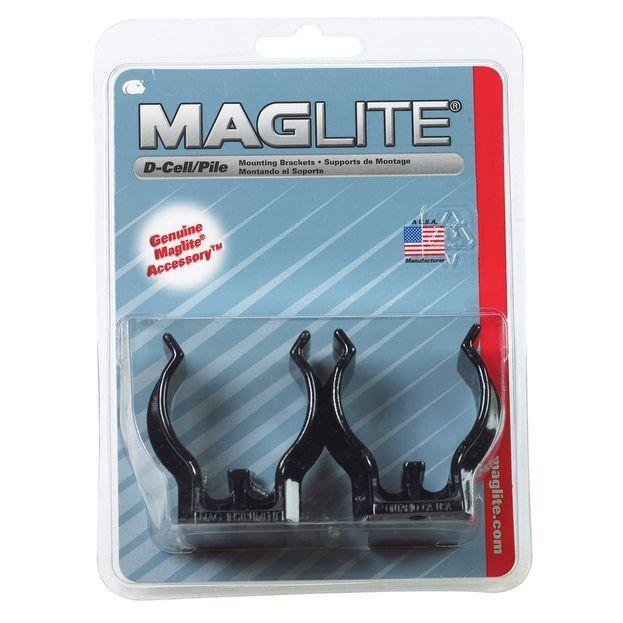Mini Mag Product Maglite ASXD026 D-Cell Flashlight Mounting Bracket
