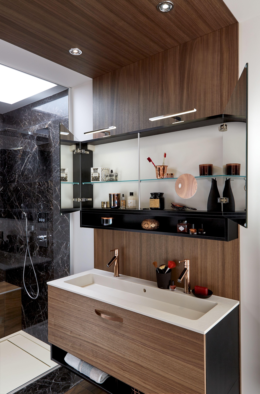 Ambiance écrin  Rénovation salle de bain, Mobalpa salle de bain