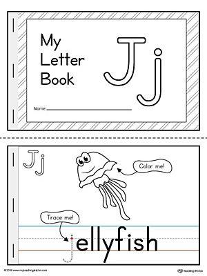 letter j mini book printable printable worksheets worksheets and activities. Black Bedroom Furniture Sets. Home Design Ideas