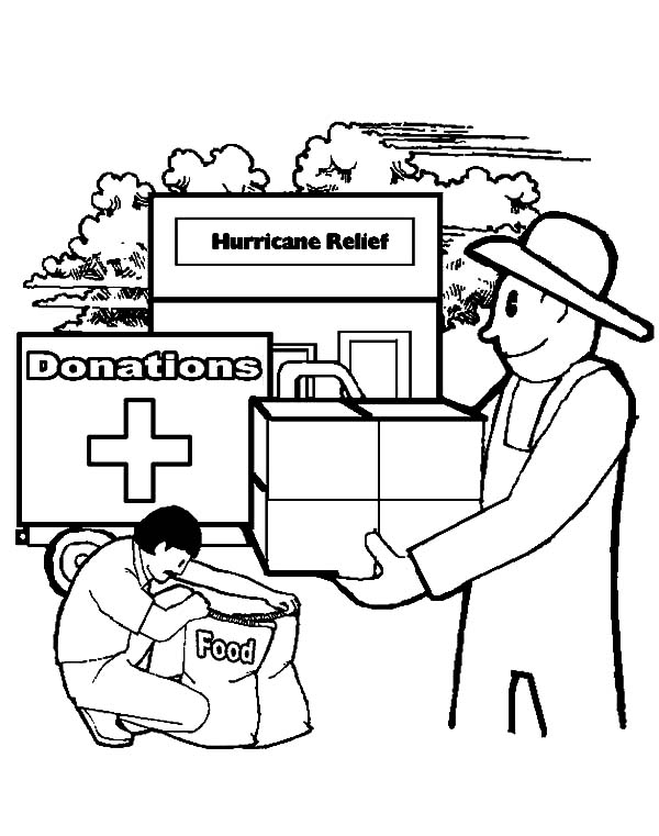 Hurricane Relief Helping Others Coloring Pages Coloring Sky Coloring Pages Hurricane Logo Helping Others