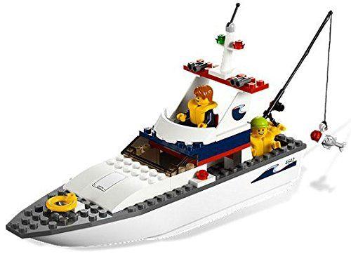 LEGO: City: Fishing Boat LEGO http://www.amazon.com/dp/B004OT4VJE ...