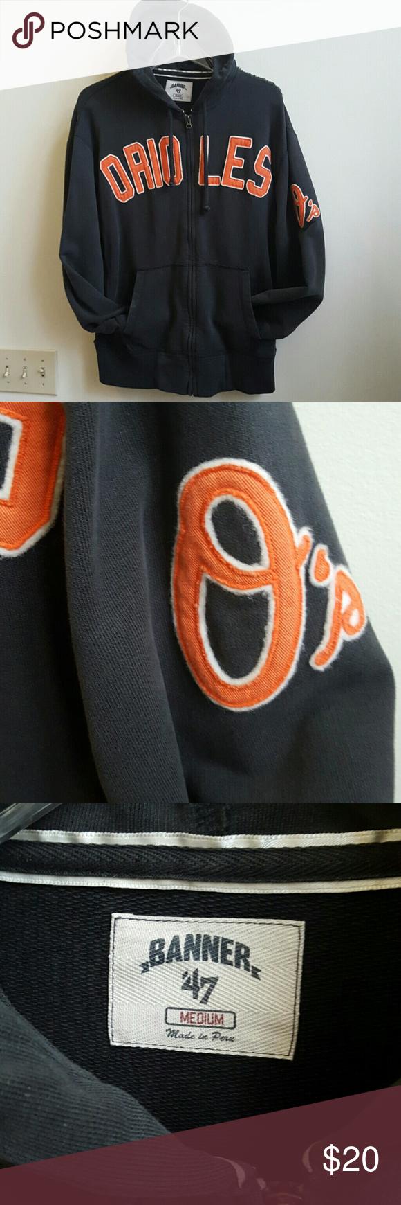 Baltimore Orioles Mens Sweatshirts