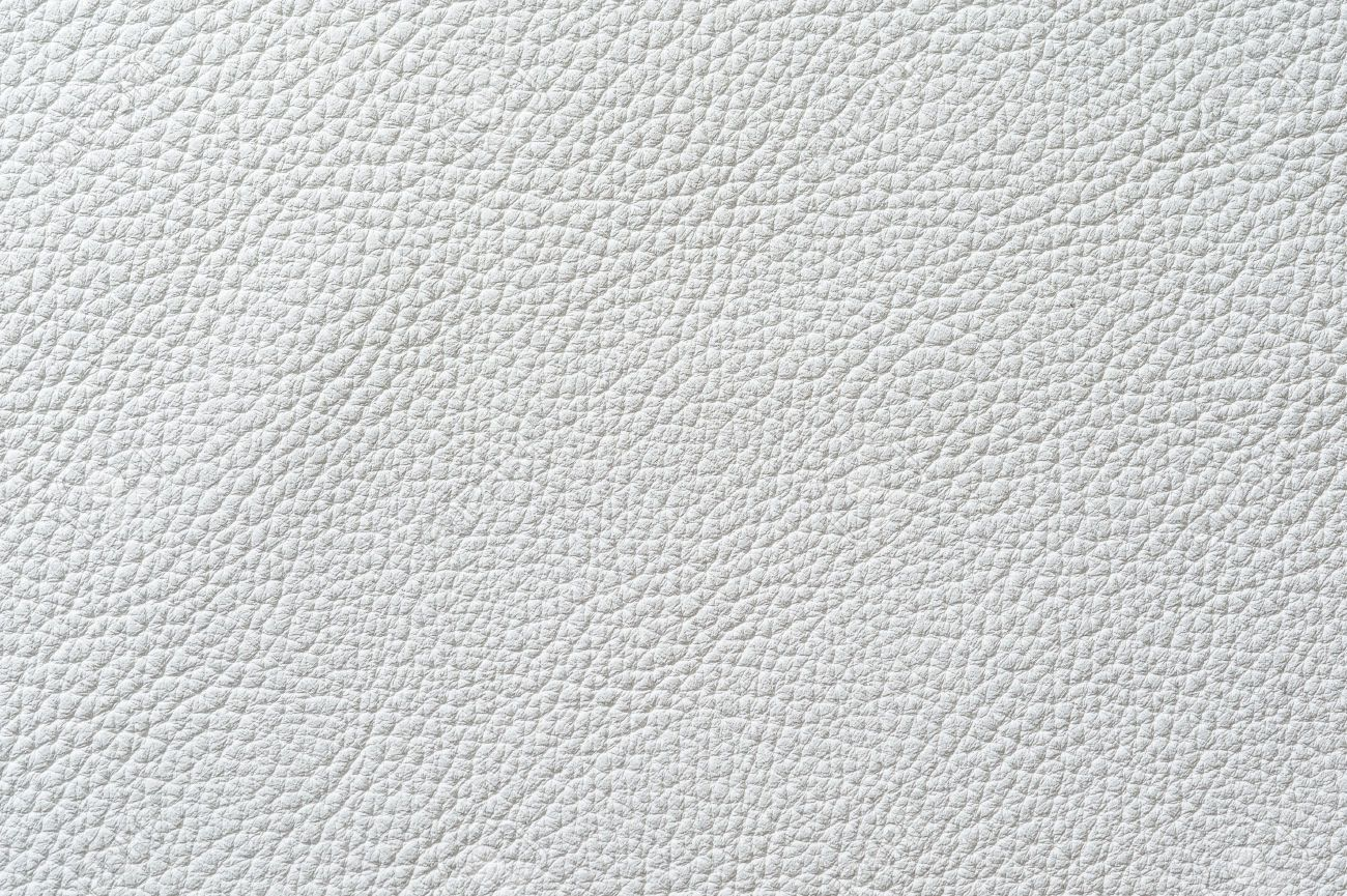 30986956 Closeup Of Seamless White Leather Texture For
