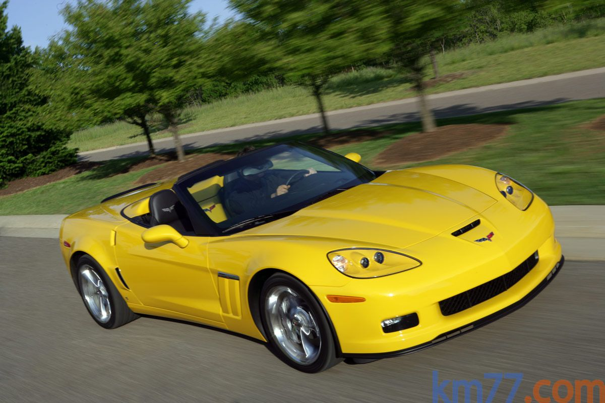 Fotos Exteriores Convertible Chevrolet Corvette 2011