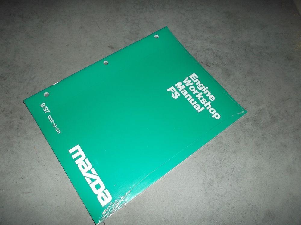 1998 2002 Mazda 626 2 0l Engine Rebuild Service Repair Manual 1999 2000 2001 New Repair Manuals Engine Rebuild Cars Trucks