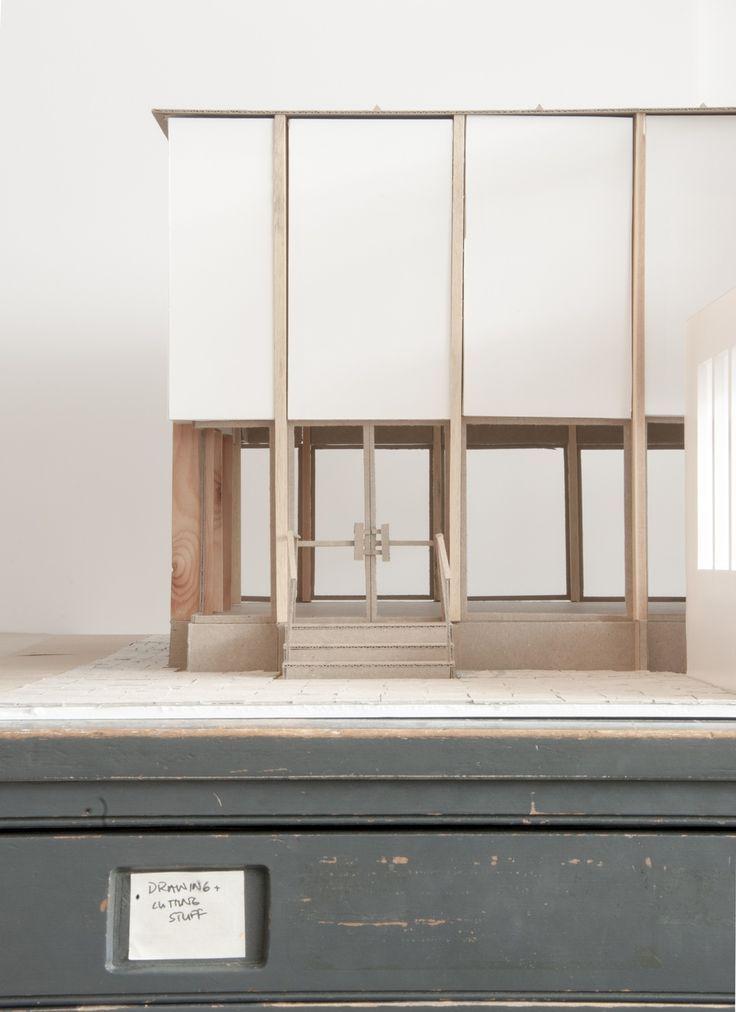 Atomik Architektur Thorpe Lodge (5) - Architektur und Kunst #architektonischepräsentation