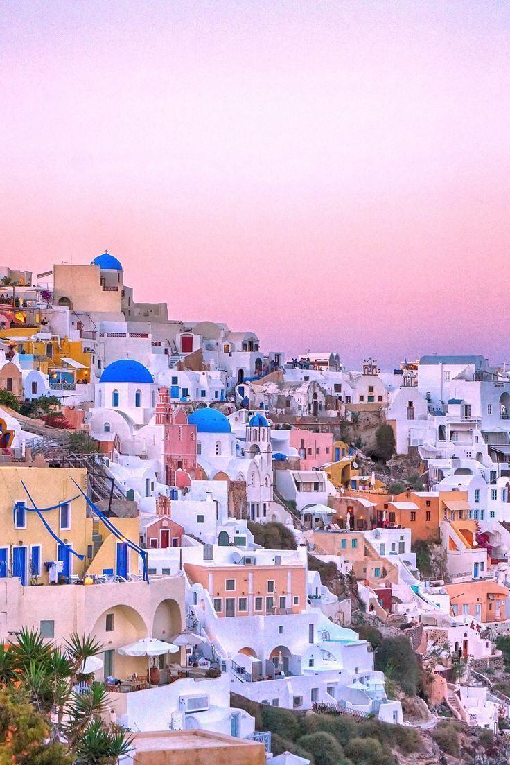 Wie man richtig nach Santorini reist   – Wanderlust.