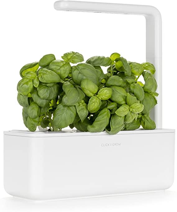 Click and Grow Smart Garden 3 Indoor Herb Garden (Includes