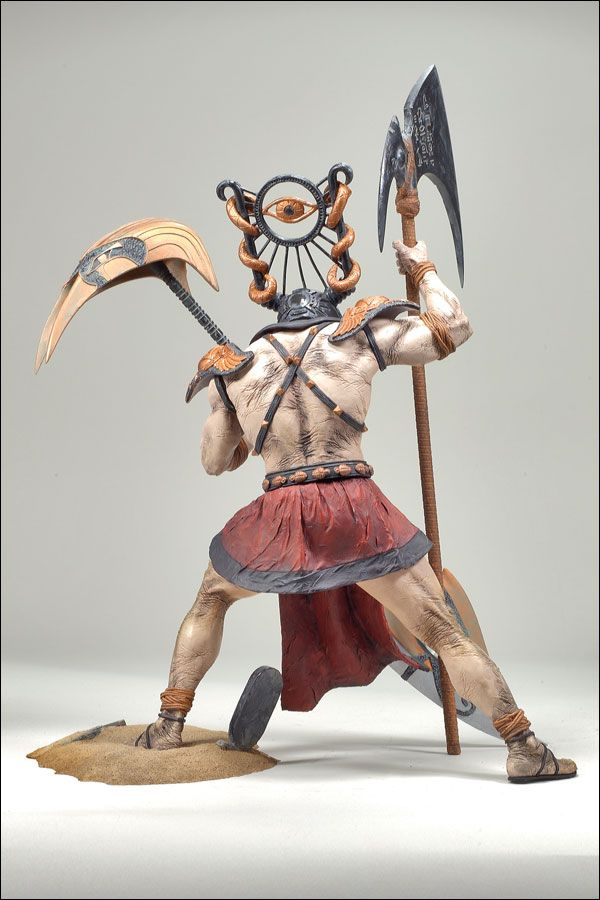 "Soldier of Ra 6/"" Figure *NEW* McFarlane Series 33 Age of Pharaohs"