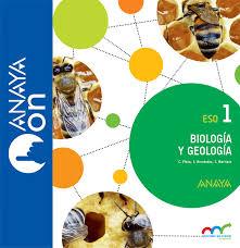 Libro Digital Santillana Biologia 1 De La Eso Búsqueda De Google Geología Biología Libro De Biologia