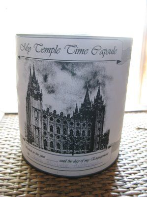 That Bride: My Temple Time Capsule