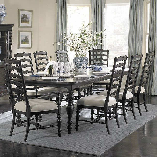 Jackson Park Dining Room Set/This is my dining room set! Really