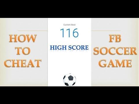 How To Cheat Facebook Messenger Soccer - How To Hack Messenger Soccer Game
