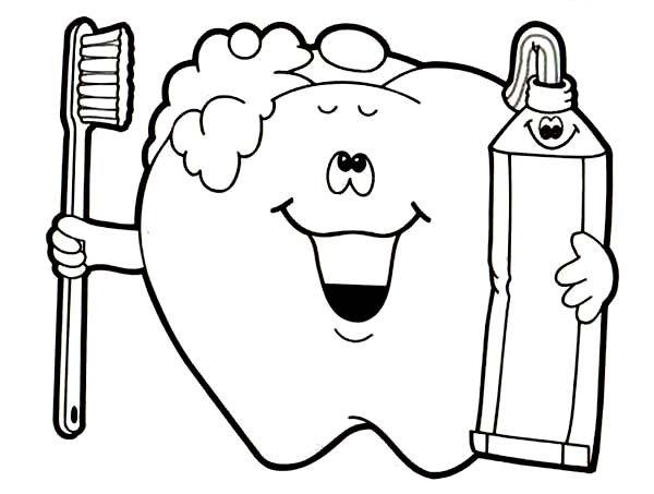Dental Health, : Brush Your Teeth for Your Dental Health