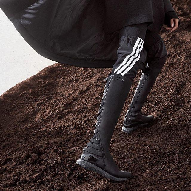 info for b5f83 2ff11 The Y-3 Zazu High combines technical sport styling with a street edge.   adidas  Y3  ZazuHigh