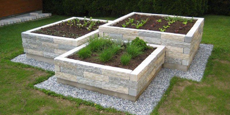 Hochbeet Ganz Einfach Selber Bauen Obi Gartenplaner Hochbeet Garten Hochbeet Hochbeet Stein