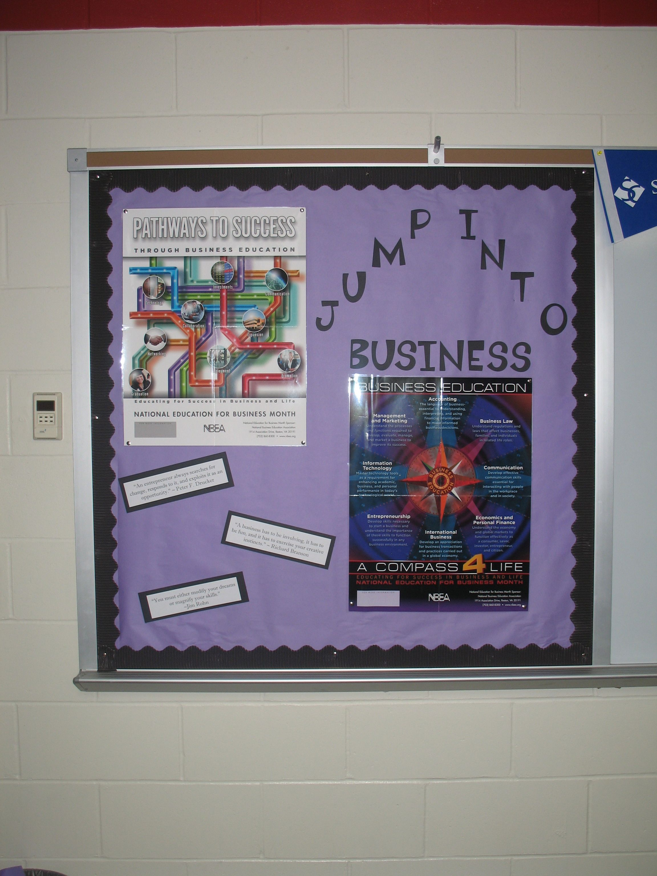 Nbea Posters Received. Added Title And