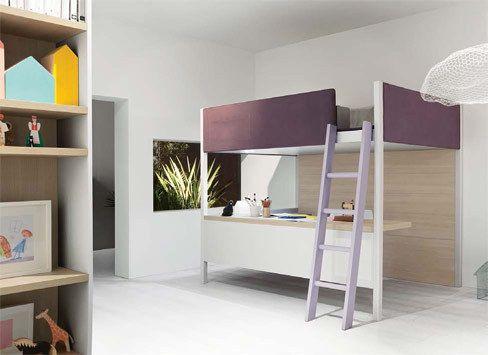 Letti A Castello Battistella.Download Battistella Idee Letto Letti Per Bambini Loft Moderni