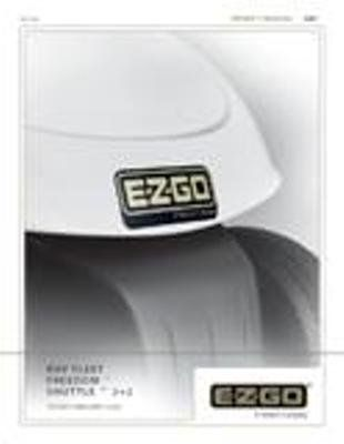 EZGO 607748 2008 Current Owners Manual for Gas RXV by EZGO. $37.37. Please search ezgo manuals to find a manual for another vehicle.. Used for 2008-current gasoline powered fleet and personal golf car. Provides detailed and thorough information for the service and maintenance of your vehicles. This Parts Manual Supplement is for use with your E-Z-GO Gasoline Powered Marathon Vehicle. Please search ezgo manuals to find a manual for another vehicle.