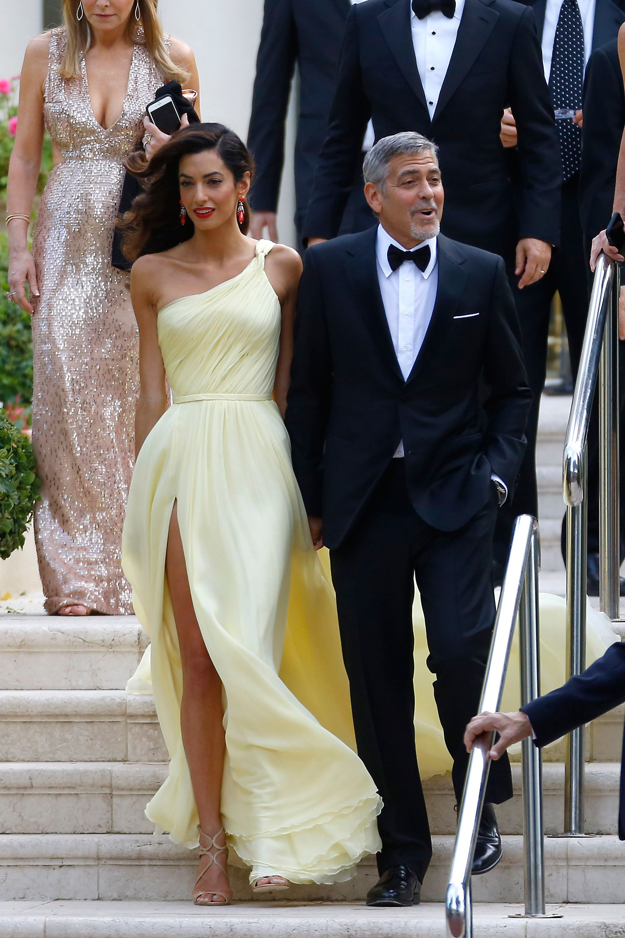 Amal Clooney Is Winning the Red Carpet Style Race in Cannes  Red