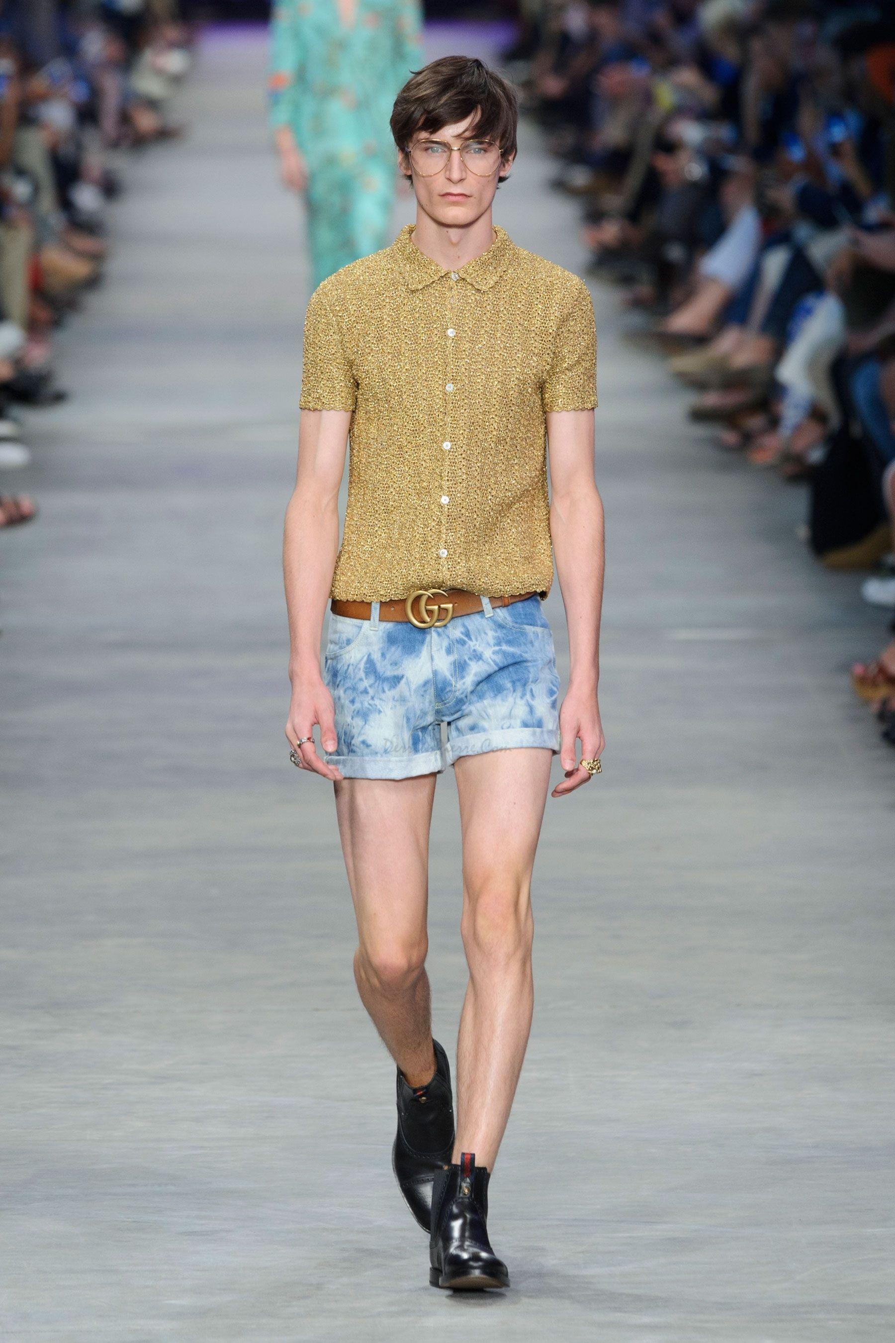 Gucci Spring Summer 2016 Primavera Verano #Menswear #Trends #Tendencias #Moda Hombre - Milan Fashion Week - D.P.