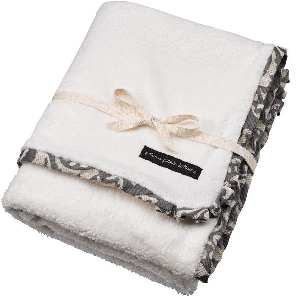 Earl Grey Receiving Blanket Receiving Blankets