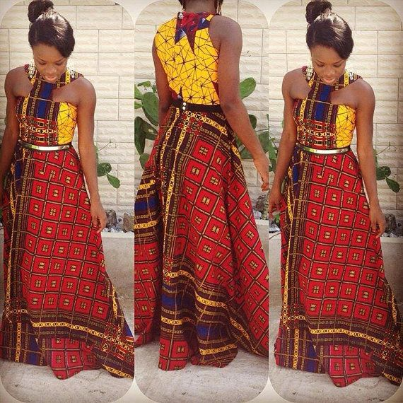 Beautiful and charming Dress #Africanfashion #AfricanClothing #Africanprints #Ethnicprints #Africangirls #africanTradition #BeautifulAfricanGirls #AfricanStyle #AfricanBeads #Gele #Kente #Ankara #Nigerianfashion #Ghanaianfashion #Kenyanfashion #Burundifashion #senegalesefashion #Swahilifashion DK