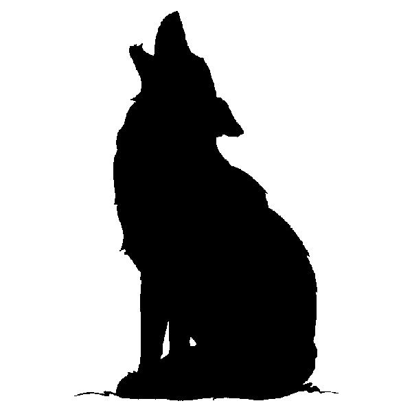 Clipped By Me Animal Silhouette Silhouette Clip Art