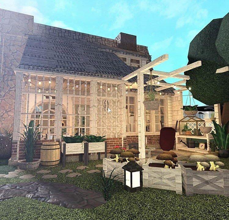 Modern House Roblox Bloxburg Home Design